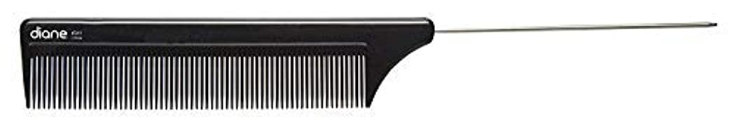 関税サーバ増強Diane Comb Stainless Steel Pin Tail Comb 8