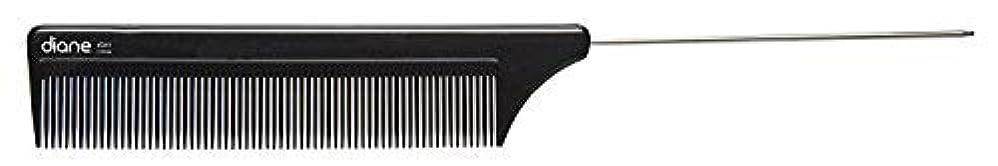 バーター美的空気Diane Comb Stainless Steel Pin Tail Comb 8