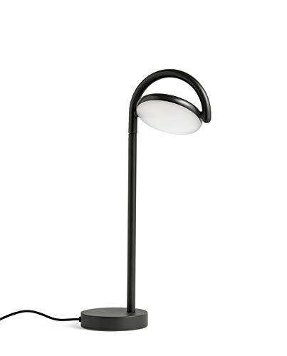 HAY Marselis Tischleuchte LED, schwarz
