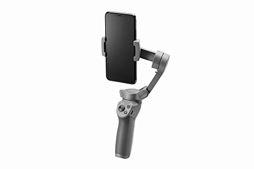 DJI Osmo Mobile 3 Stabilizzatore Gimbal a 3 Assi, Compatibile con...