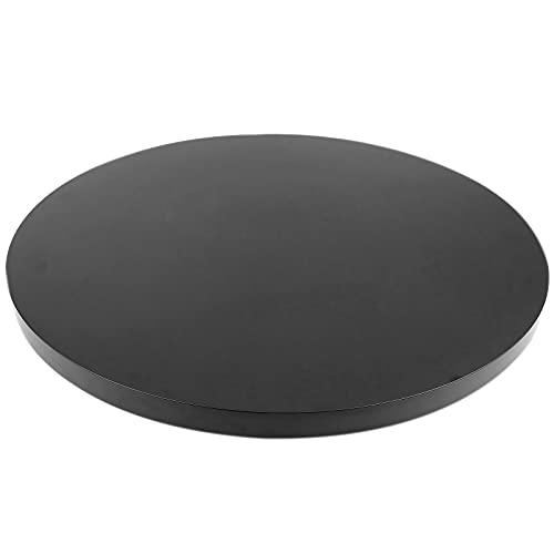 PrimeMatik - Base girevole elettrica 60 cm nero