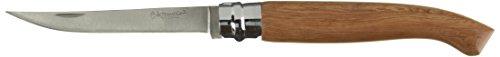 Imex El Zorro girolock – Couteau à Jambon, Couleur Marron, 10 cm
