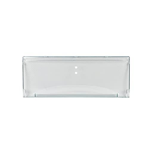 Liebherr 7428821 ORIGINAL Schubladenblende Abdeckung Blende Kastenabdeckung vorne Gefrierschrank Kühlschrank