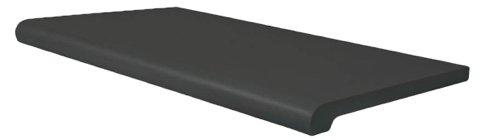 Only Garment Racks #5904B (Pack of 4) Injection-Molded Shelves, 13' Depth x 48' Length, Black (Pack of 4)