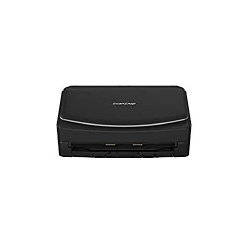 富士通 PFU ドキュメントスキャナー ScanSnap iX1600 (ブラック/両面読取/ADF/4.3インチタッチパネル/Wi-Fi...