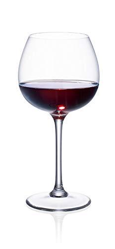 Villeroy & Boch Purismo Wine - Copa de vino tinto (208 mm, 4 unidades)