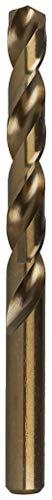 Heller Tools 990 HSS-Co Edelstahlbohrer, Gold-Metallic, 8 x 75/117 mm