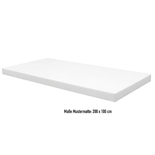 Grevinga PUR-schuim plaat (RG 22) - dikte 10 cm 150 x 100 x 10 cm wit/crème.
