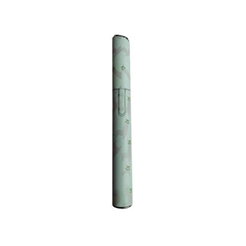 Syqs Gekleurde elektrische wenkbrauwvormmeter, aluminium buis wenkbrauwvormapparaat, multifunctioneel scheerapparaat, geschikt voor alle huidtypes