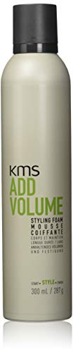 KMS California Addvolume Styling Foam, 1er Pack (1 x 300 ml)