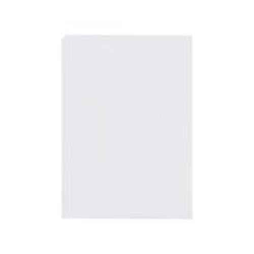 パナソニック ネームカード印刷ツール用無地ネーム ホワイト WVA8330W
