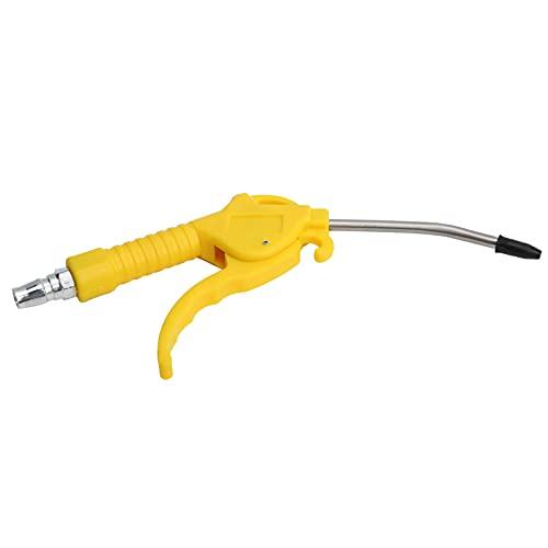 Luchtblaaspistool, stofreiniging Luchtmondstuk blaaspistool met gastank voor het verwijderen van autostof