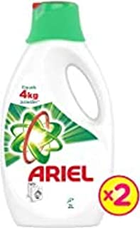 Ariel Automatic Power Gel Laundry Detergent Original Scent 2l Dual Pack @40% off