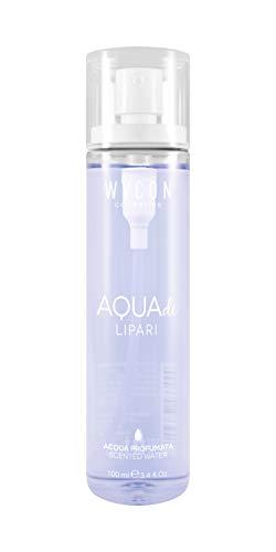 WYCON cosmetics ACQUA PROFUMATA CORPO LIPARI dalla fragranza unica
