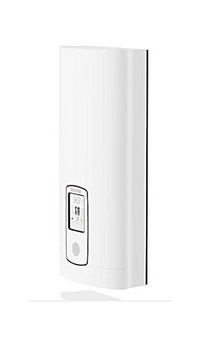 Stiebel Eltron vollelektronisch geregelter Durchlauferhitzer DHE Connect 27 kW, umschaltbar, Internetradio, WLAN, Touch-Display, ECO-Modus, App-Bedienung, Verbrauchsanzeige/-Kosten, 234468 - 5