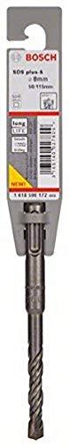 Bosch Professional-Hammerbohrer SDS-Plus-5 Länge 115 mm Bohrer ø 8.0 mm