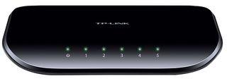 Best Price Square Switch, 5 Port GIGABIT Desktop, TP-Link BPSCA TL-SG1005D V6 - CS28831 di TP-Link