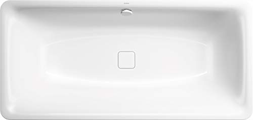 Kaldewei Incava Badewanne 172, 170x75x41 cm, Farbe: Weiß, mit Perl-Effekt