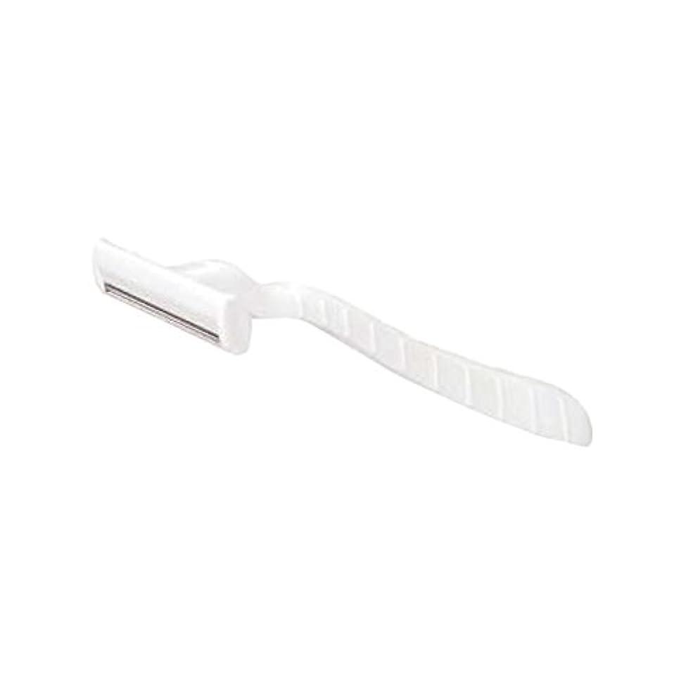 せっかち投票ネックレットホテル業務用シックカミソリ2枚刃(白)マット袋入り 10本