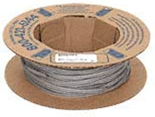 100 ft long CRL Finned Weatherstrip .160 in Pile Height; .187 in Backing Width