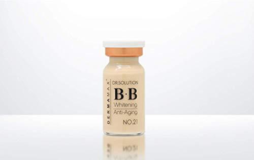 BB Serum, Glow,für Microneedling mit Derma Pen,Derma Roller, 8ml, Dermamax, Dr.Solution, aus Südkorea,No 21,8ml (No. 21), 0,8 g Dr. Repair Vitality Cream
