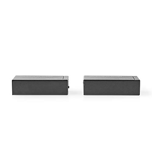 Nedis VREP3450AT HDMI CAT5 Extender | 1080p | Up to 50.0 m - HDMI Input + RJ45 Female | HDMI Output + RJ45 Female