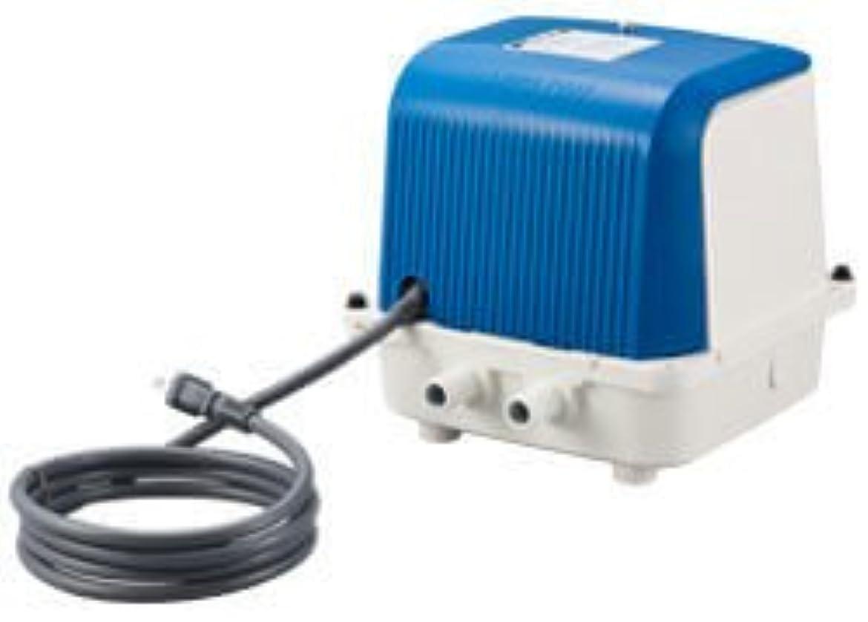 従順な計算可能文庫本テクノ高槻 DUO-80(CP-80W後継機種) 右散気 浄化槽ブロワー 逆洗タイマー付