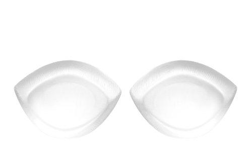 Sodacoda 265g insertos grandes de silicona - Aumento de mamas - para los sostenes, trajes de baño y bikini - para el tamaño del vaso A, B, C, D