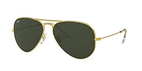 Visit the Ray-Ban Aviator Metal Sunglasses. on Amazon.