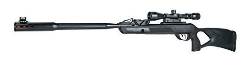 Gamo 611006335554 Swarm Fusion 10X GEN2 Air Rifle, .22 Caliber,Black