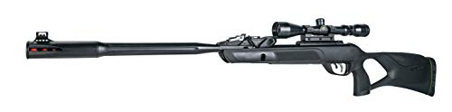 Gamo 6110063354 Swarm Fusion 10X GEN2 Air Rifle, .177 Caliber,Black