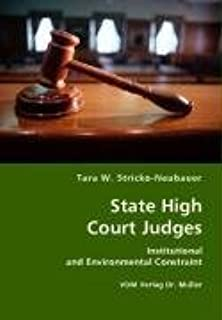 State High Court Judges
