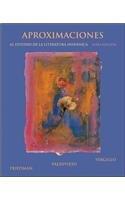 Aproximaciones al estudio de la literatura hispanica,...