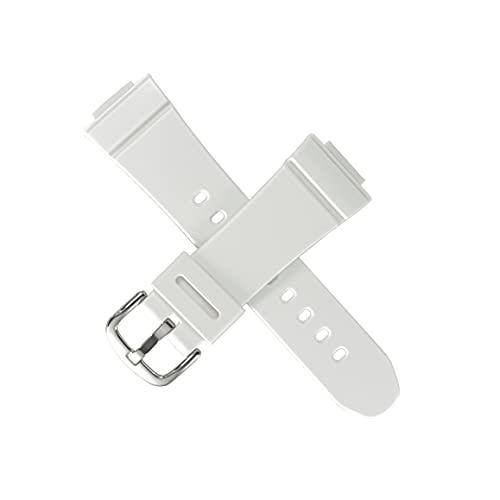 Correa de reloj Casio genuina para BGD-501 BGD BLX 501 560 BLANCO 10471092