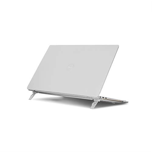 mCover Hard Shell Case ONLY for Dell 13' XPS 9380/9370 / 7390 (Non 2 In 1 model) (**Not fit 2020 XPS 9300**) Clear