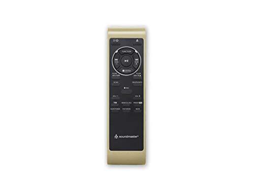 Soundmaster Platine USB NR50 NR50 entraînement par Courroie chêne 1 pc(s)