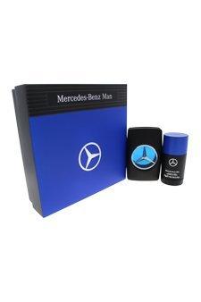 Mercedes Benz Man Geschenkset 100 ml EdT Spray, 75g Deodorant Stick