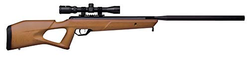 Benjamin BTN292WX Trail Nitro Piston 2 Air Rifle with Scope, 0.22-Calibre, Wood