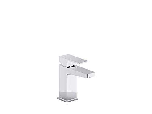 KOHLER Honesty Bathroom Faucet, K-99760-4-CP, Single Control in Polished Chrome