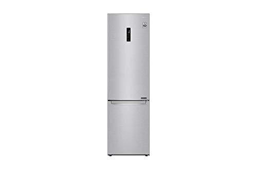 LG GBB72NSDFN nevera y congelador Independiente Acero inoxidable 384 L A+++ - Frigorífico (384 L, SN-T, 14 kg/24h, A+++, Compartimiento de zona fresca, Acero inoxidable)