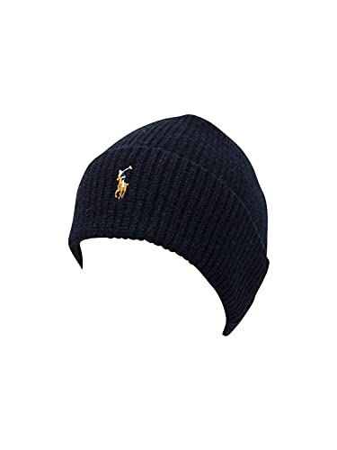 Polo Ralph Lauren Beanie One Size PC0709 Navy (One Size)