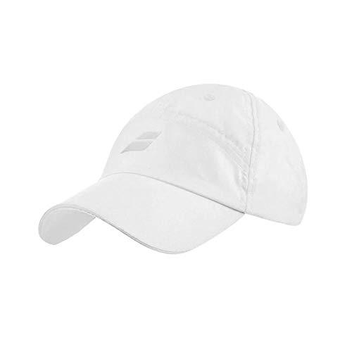 Babolat Microfiber Cap Gorra, Unisex Adulto, White/White,...