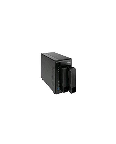FUJITSU CELVIN NAS QE707 2-Bay ohne HDD-Trays mit HDD/SSD-Befestigungsschrauben erhaltlich