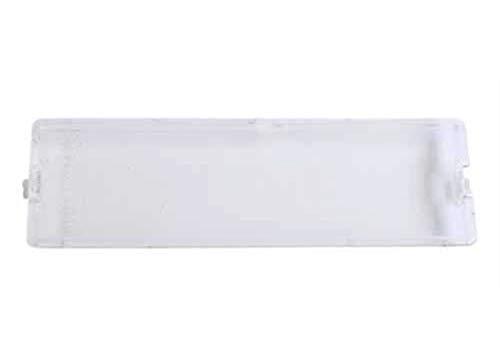 Lampenabdeckung 155x50mm 482000009231 Bauknecht, Whirlpool, Ikea