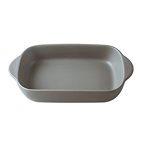 1 Piece Baking Sheet Fruit Tray Home Baking For Cooking Microwave Oven Gray