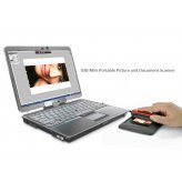 Easy to Use USB Mini Portable Picture and Document Digitized Scanner - 300 DPI color scans Gadget