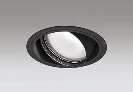 ODELIC LED高彩色ユニバーサルダウンライト CDM-T70W相当 ブラック スプレッド 埋込穴Φ150mm 温白色 3500K M形 一般型 専用調光器対応 XD401371H (電源?調光器?信号線別売)