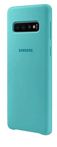 Samsung Silicone Cover, funda oficial para Samsung Galaxy 10, color Verde