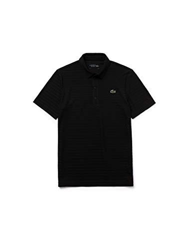 Lacoste Sport Herren Poloshirt Regular Fit Kurzarm schwarz (15) 6