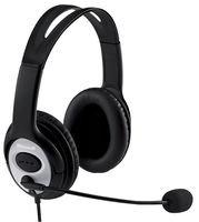 Microsoft LX-3000 Life Chat - Auriculares de diadema cerrados USB (con...